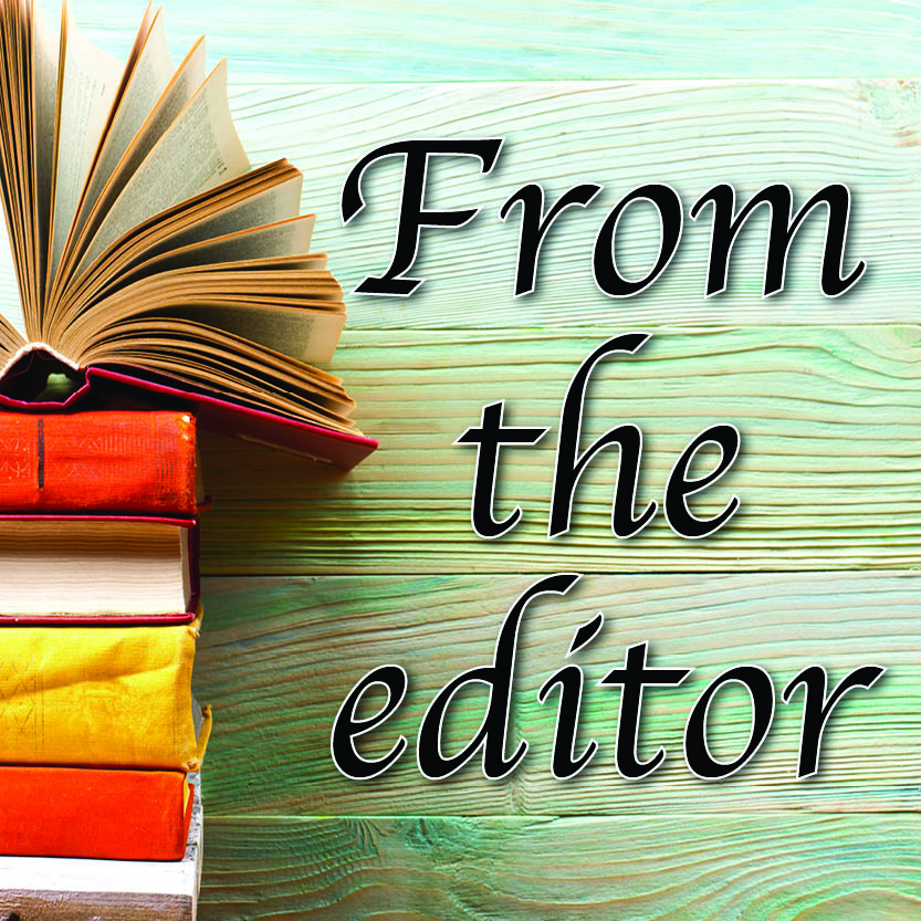 From the Editor - February 2017