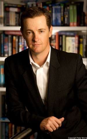 Matthew Reilly on What His Father Taught Him