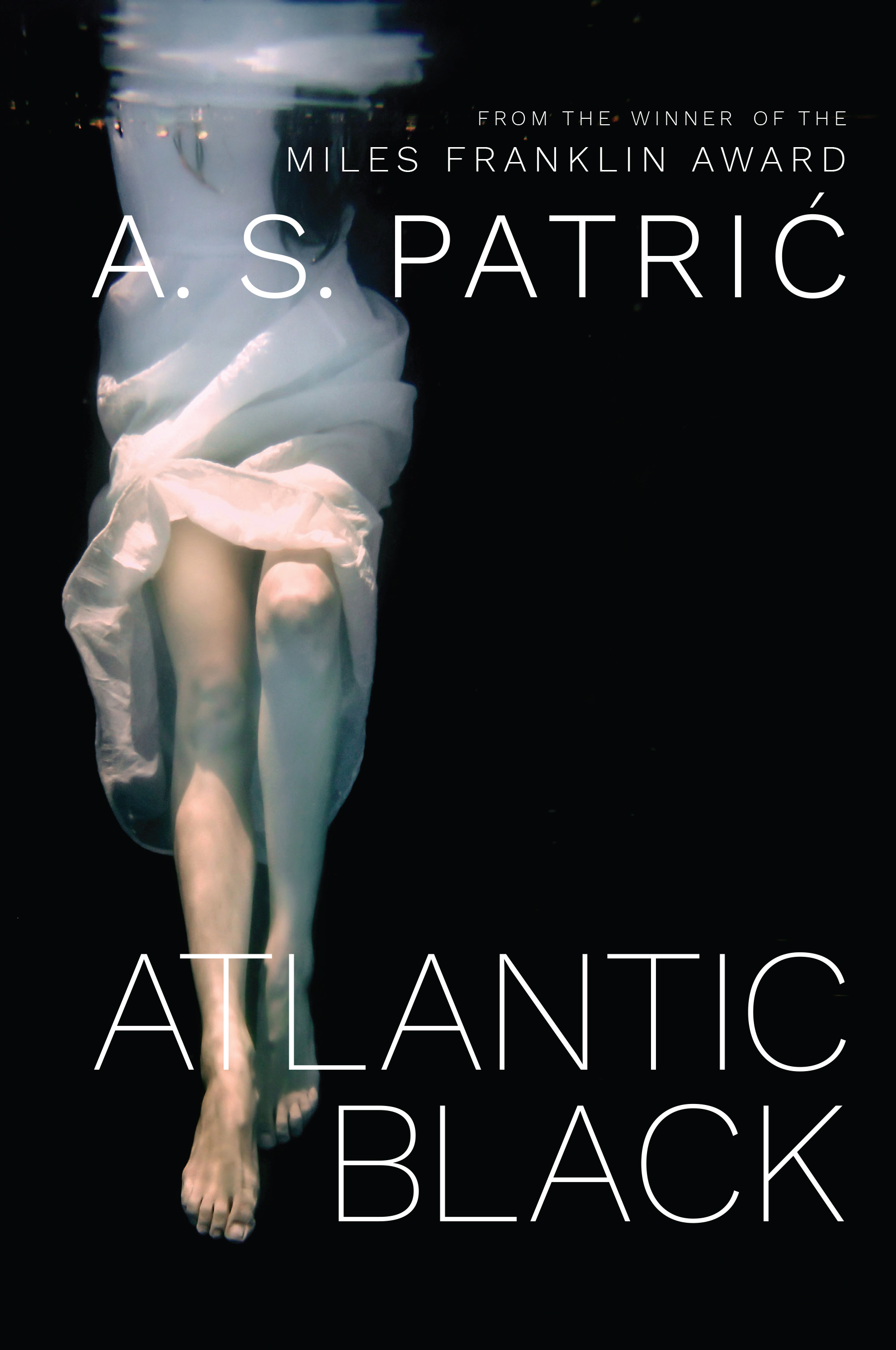 Atlantic Black by A S Patric