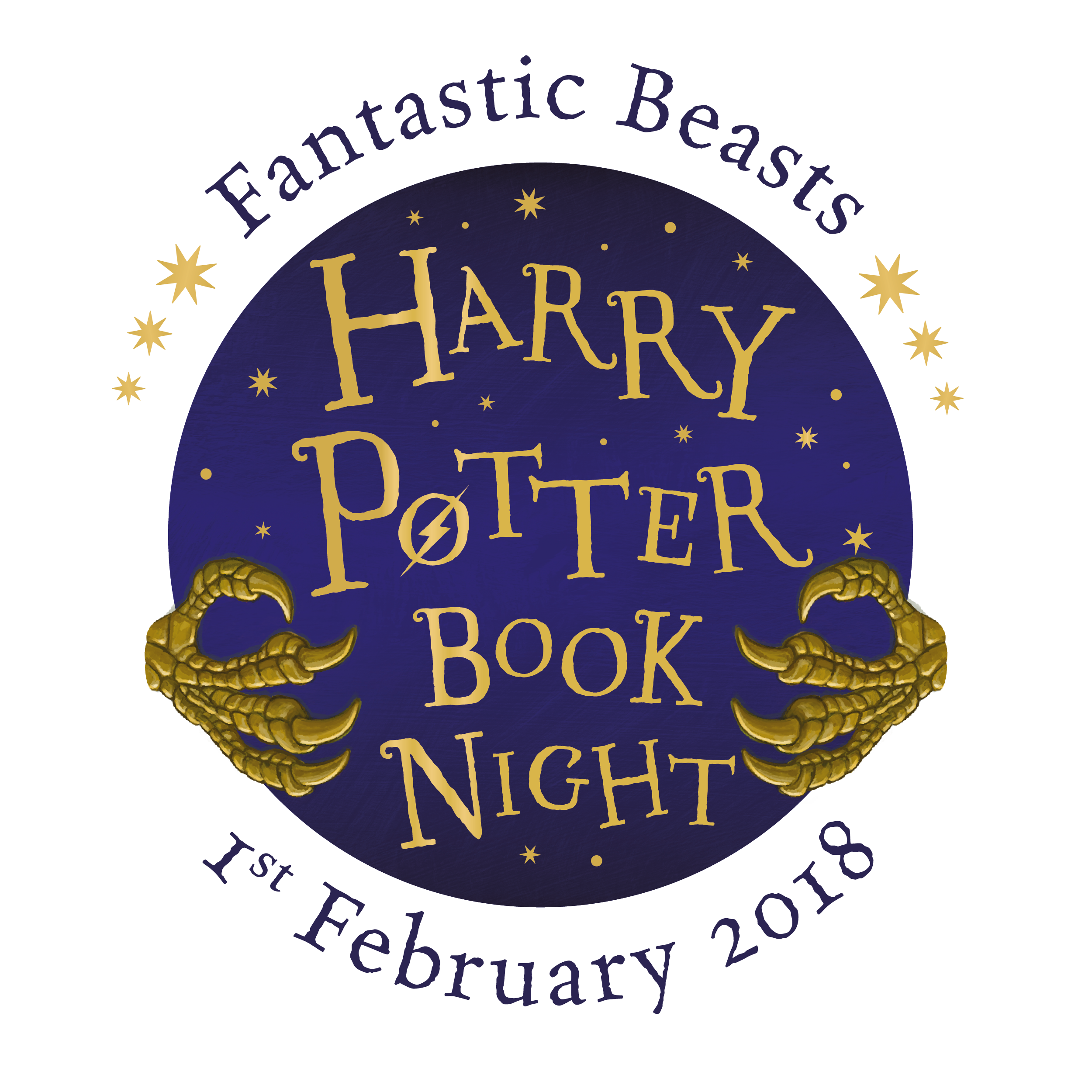 Bloomsbury's Harry Potter Book Night 2018