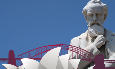 Boz in Oz: The 112th International Dickens Fellowship Conference is coming to Sydney