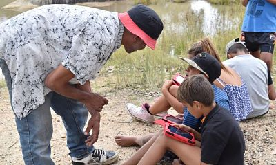 The Bawurra Foundation is closing the Indigenous literacy gap with e-readers