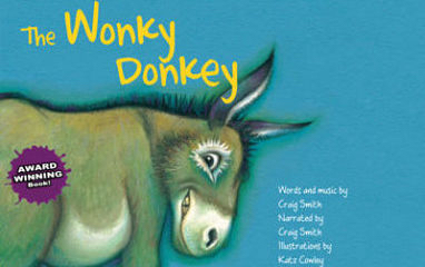 'Wonky Donkey' video goes viral. Join us for a giggle!