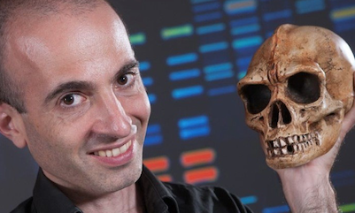 Why did Homo sapiens persist over the stronger Neanderthals? Storytelling, says this anthropologist