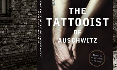 'The Tattooist of Auschwitz' is being adapted for TV