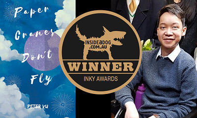 Gold Award well deserved for Australian teen novel