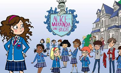 Jacqueline Harvey's bestselling Alice-Miranda books are being made into an animated movie