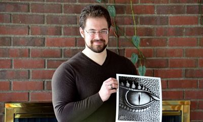 Christopher Paolini to release a new book in the world of Eragon after seven years