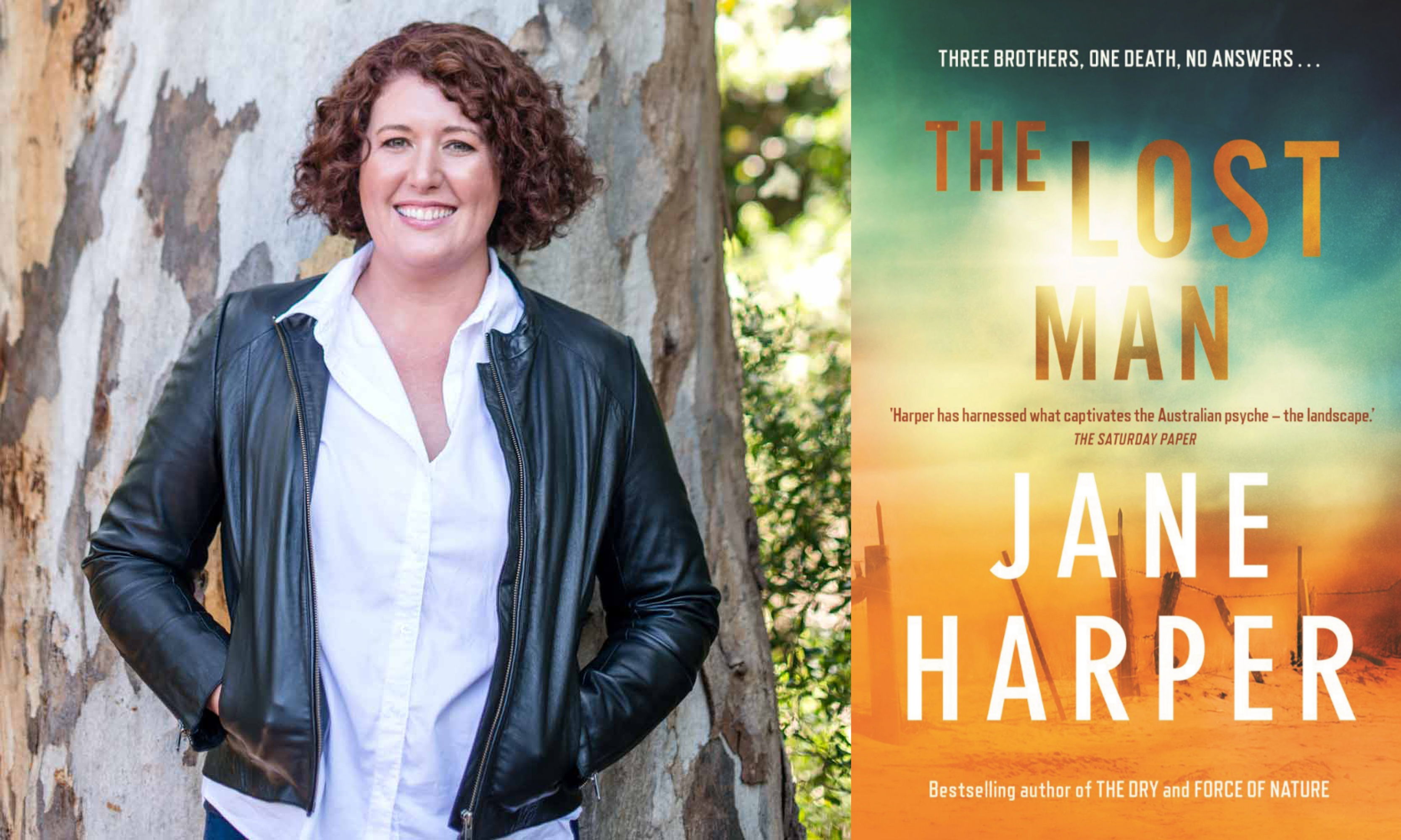 Jane Harper unleashes another outback crime novel, The Lost Man