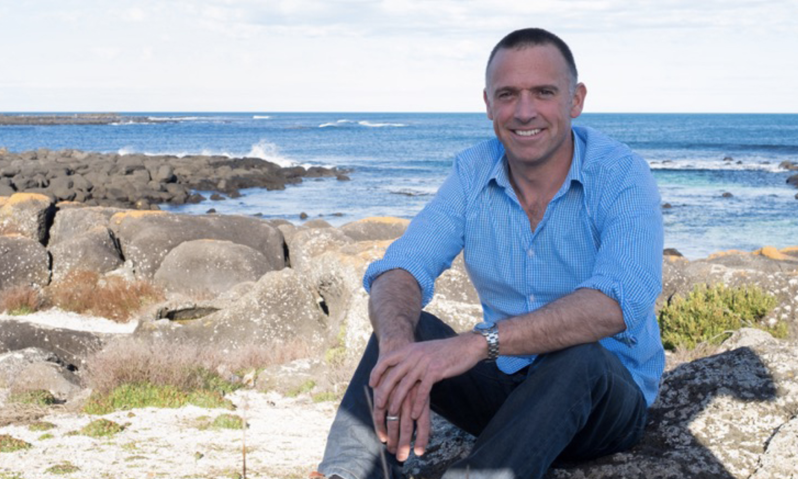 Jock Serong releases new novel based on a shipwreck north of Tasmania in 1797