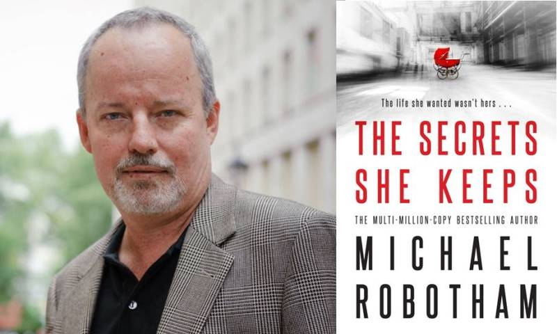 Michael Robotham's internationally bestselling book is being adapted for TV