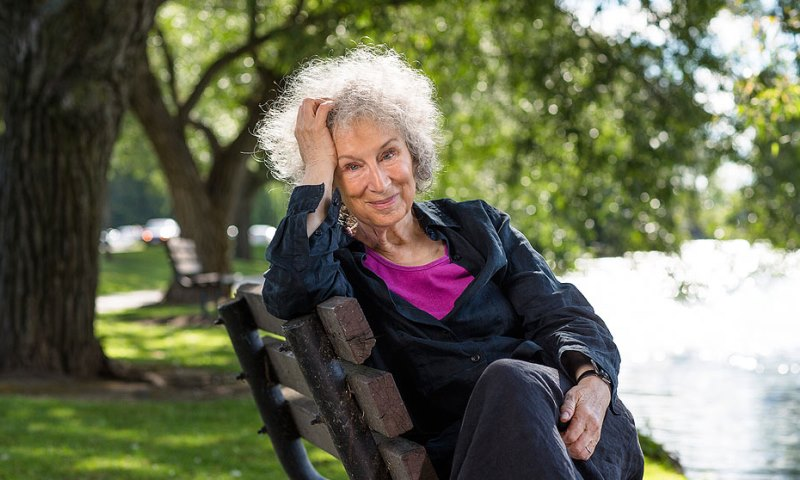 Margaret Atwood is auctioning off the chance to name a character in her next book