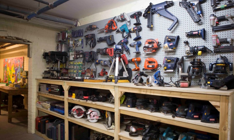 The State Library of Queensland has opened Australia's first Tool Library