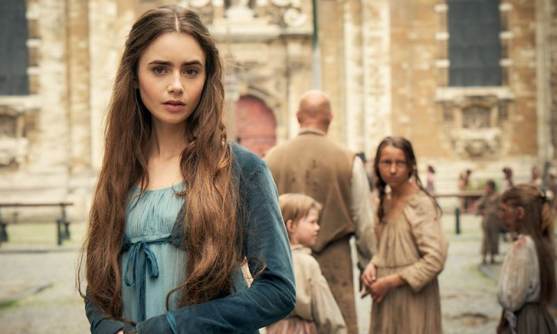 The trailer for the new Les Misérables TV series is here