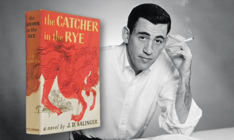 50 years worth of unpublished work by JD Salinger is being released