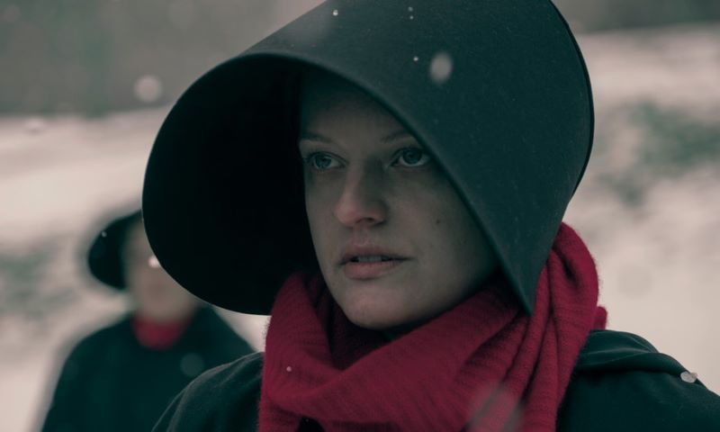 Watch the new teaser trailer for season 3 of The Handmaid's Tale