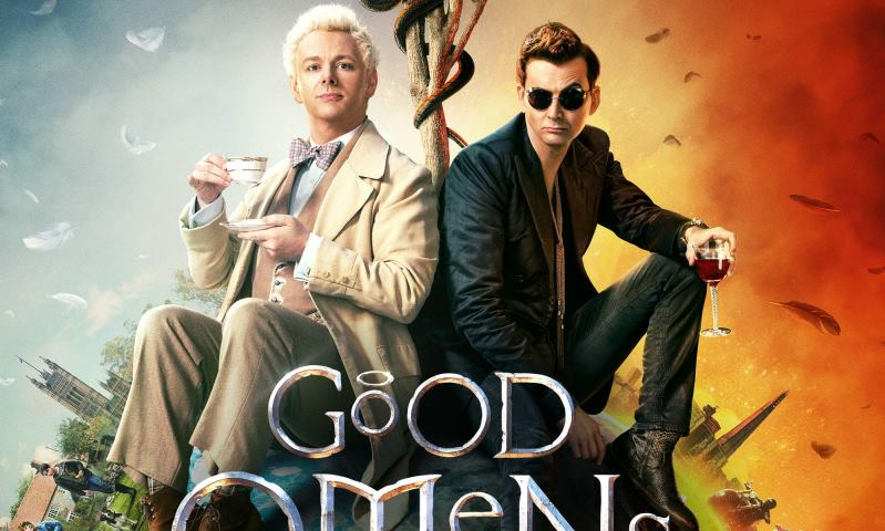 Feast your eyes on first trailer for Good Omens
