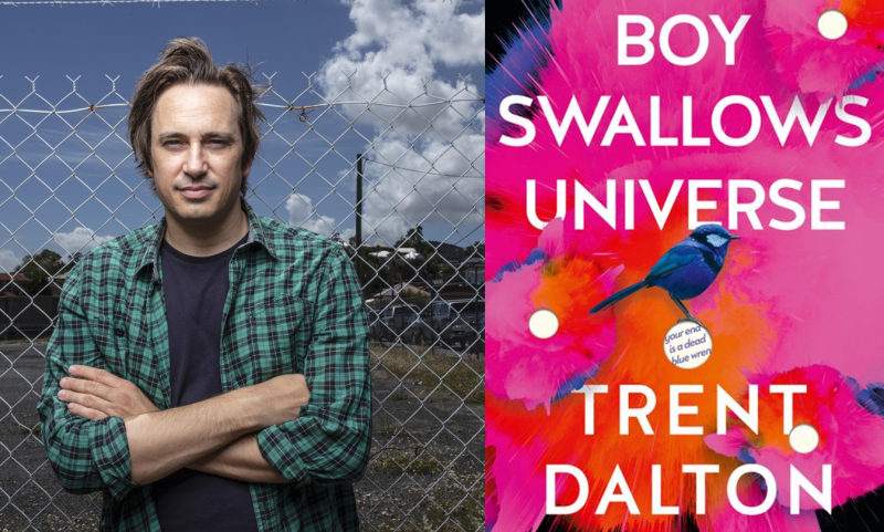 Trent Dalton's Boy Swallows Universe is coming to TV