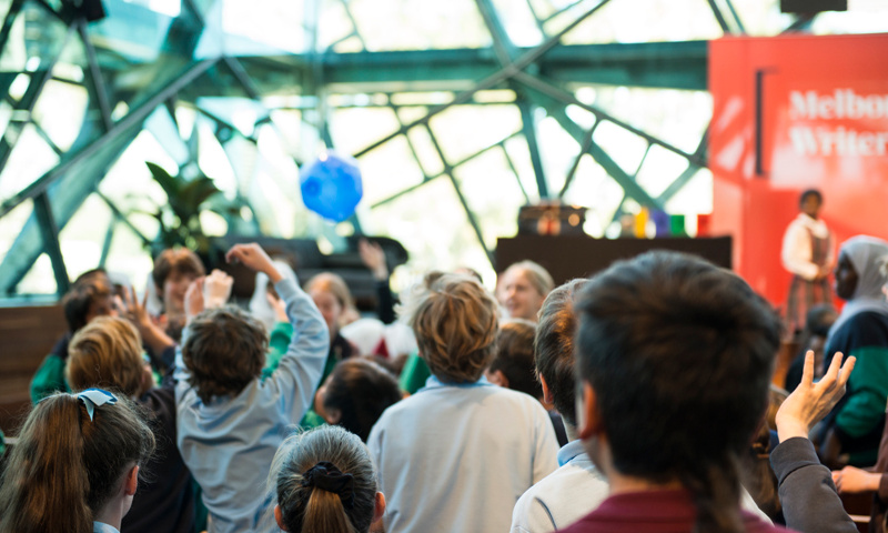 Melbourne Writers Festival 2019 Schools' program announced