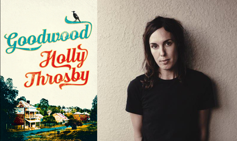 Holly Throsby's Goodwood is getting a TV adaption