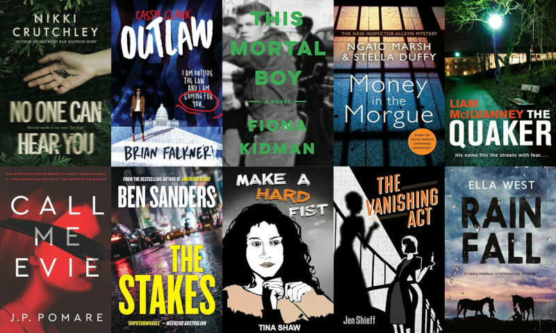 2019 Ngaio Marsh Award longlist announced