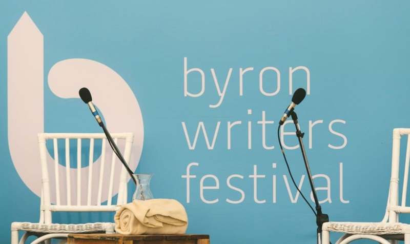 Byron Writers Festival announces 2019 program