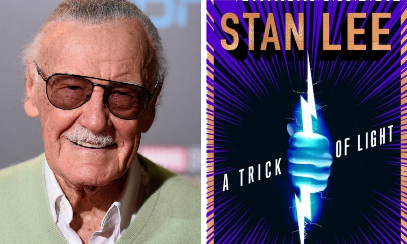 Stan Lee's first novel for adults to be released in September
