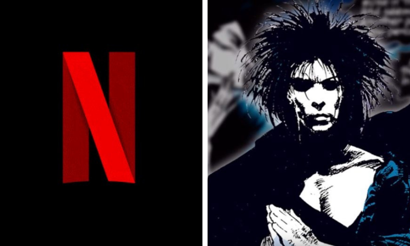 Neil Gaiman's Sandman series is coming to Netflix