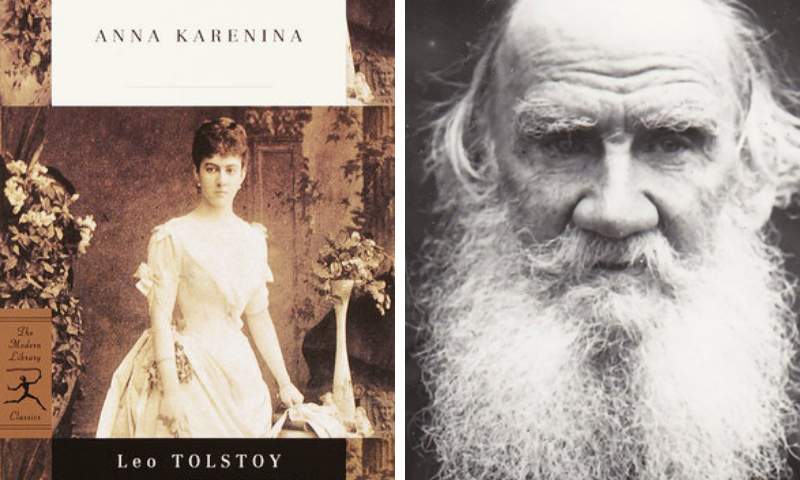 Tolstoy's Anna Karenina is getting a TV adaptation