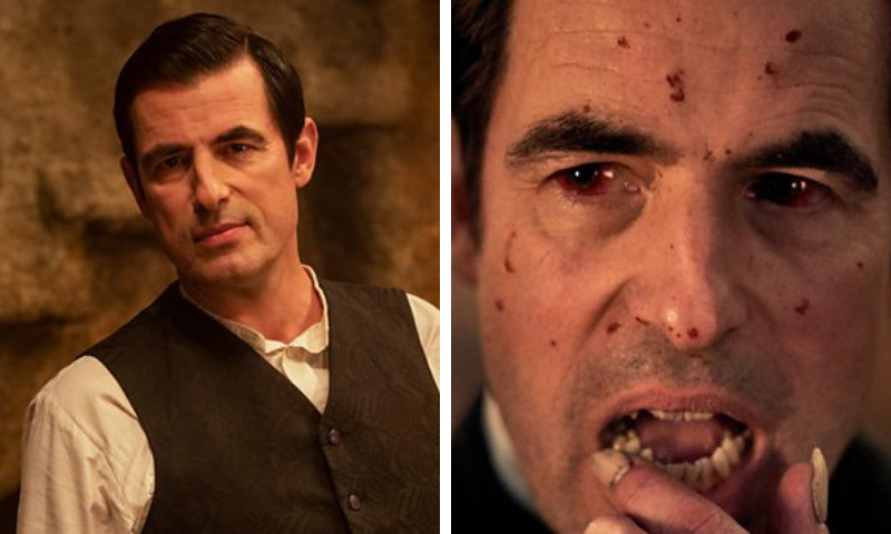 Sink your teeth into the first glimpse of BBC's new Dracula series