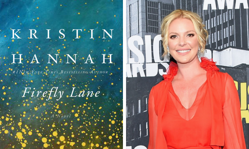 Katherine Heigl to star in Netflix adaption of Firefly Lane