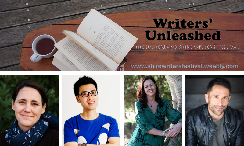 Check out the program for Writers Unleashed 2019