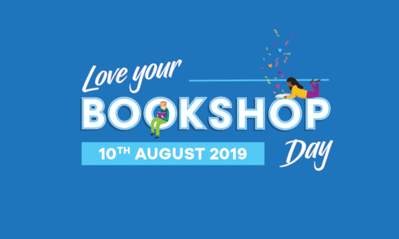 Get ready to love your bookshop on August 10
