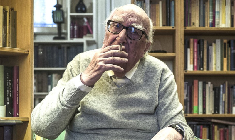 Andrea Camilleri, author of Inspector Montalbano series, has died aged 93