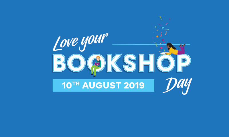 Show your local bookshop some love this Saturday!