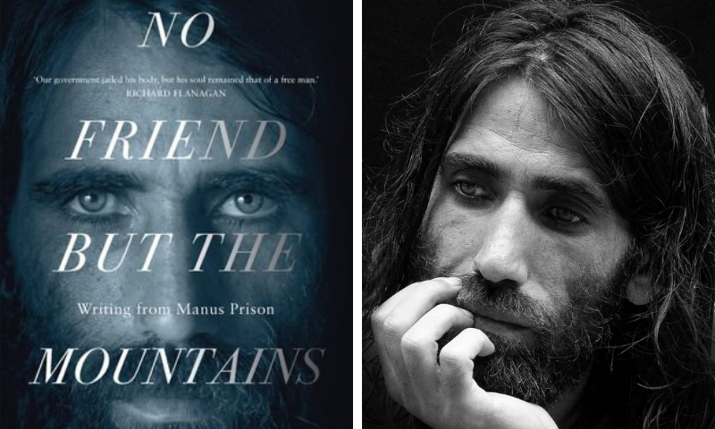 No Friend but the Mountains wins 2019 National Biography Award