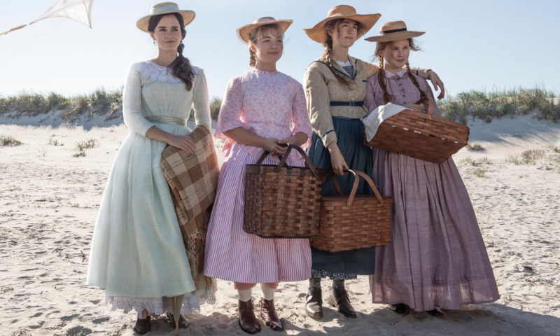 Watch the first trailer for the upcoming Little Women adaptation