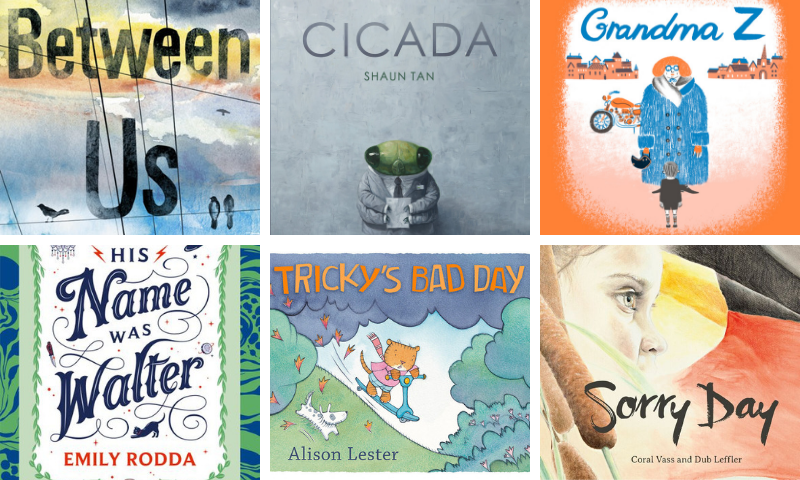 CBCA 2019 Book of the Year winners announced