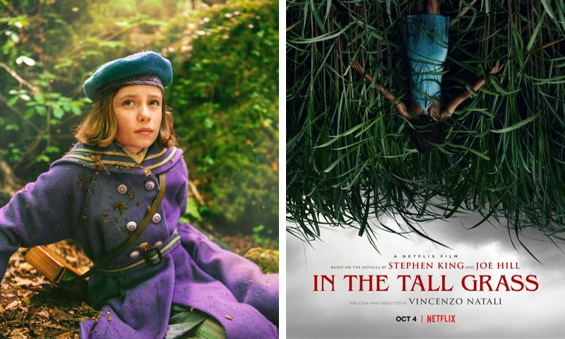 Trailer Roundup: The Secret Garden and In The Tall Grass