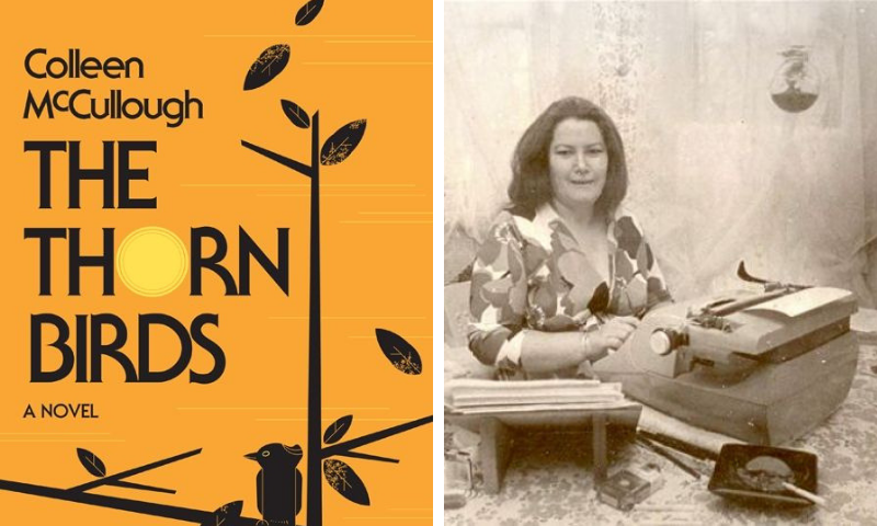 Colleen McCullough's estate is going under the hammer next week