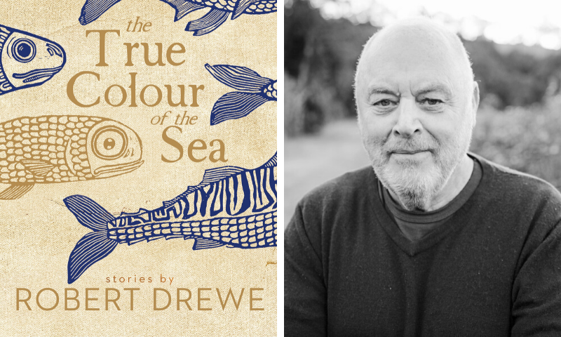 The True Colour of the Sea wins 2019 Colin Roderick Literary Award