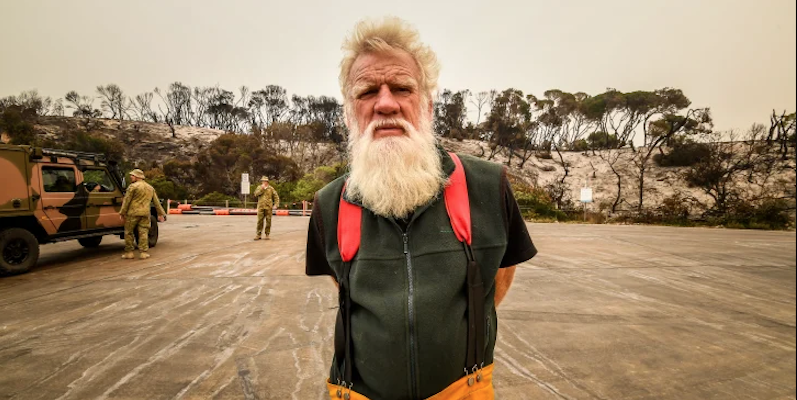 Supporters rally around Bruce Pascoe following AFP referral