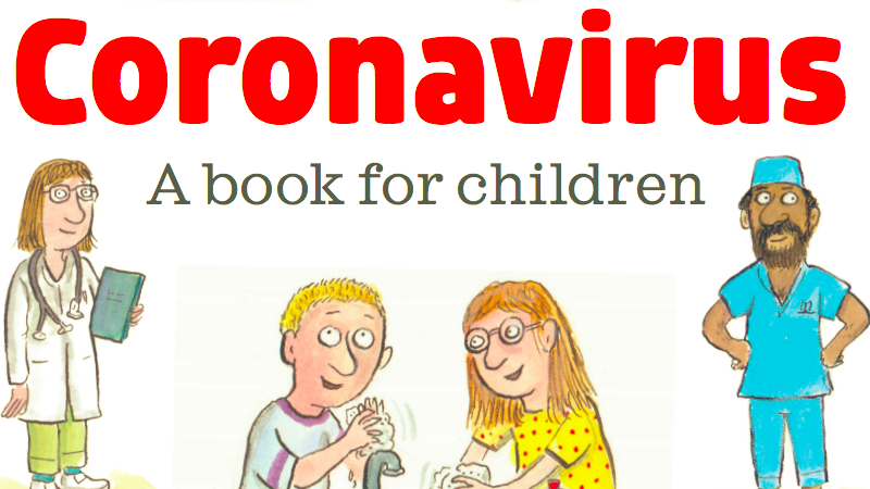 Nosy Crow's coronavirus book for kids is here