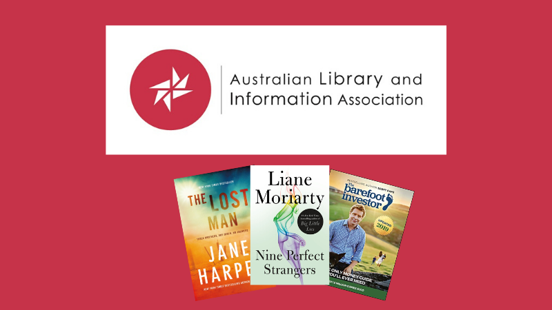 What is Australia's most borrowed book?