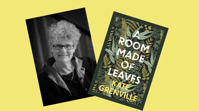 Kate Grenville releases her new book