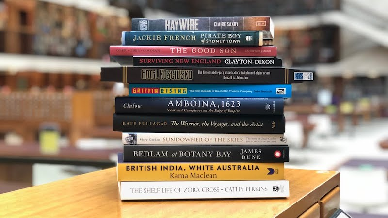 Winners announced for NSW Premier's History Awards
