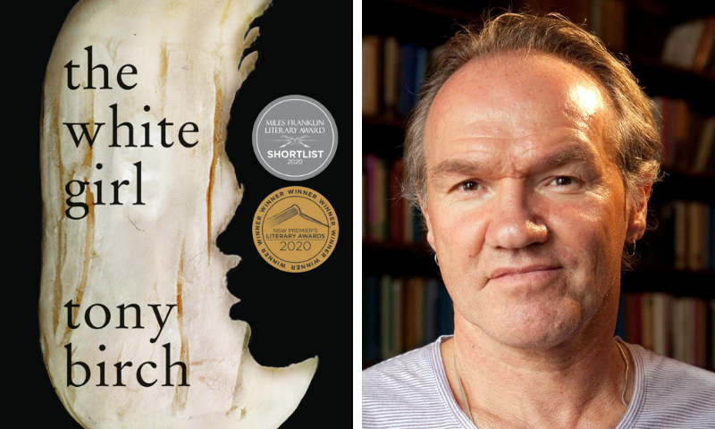 Tony Birch's 'The White Girl' is getting a movie