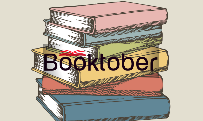 Turn the page on literary disadvantage with Booktober!