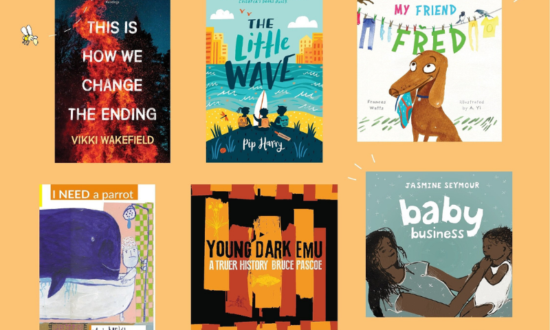 CBCA 2020 Book of the Year winners announced