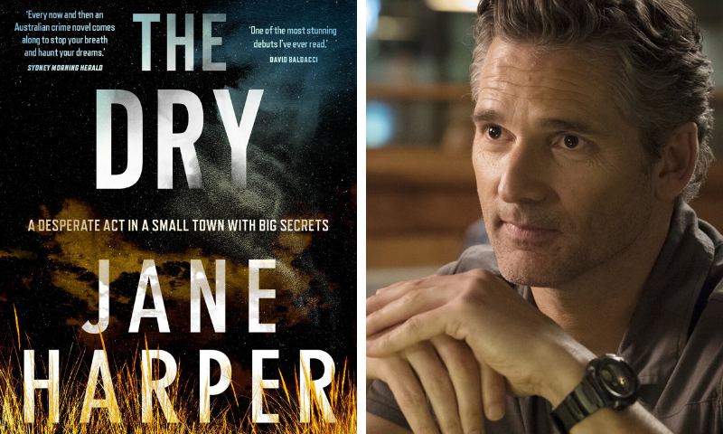 Check out the trailer for the film adaptation of Jane Harper's 'The Dry'